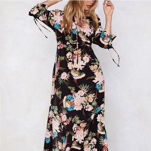 New Maxi Dress Re-Posh